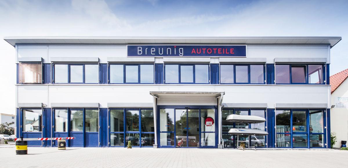 Autoteile Breunig | Ersatzteile & Beratung